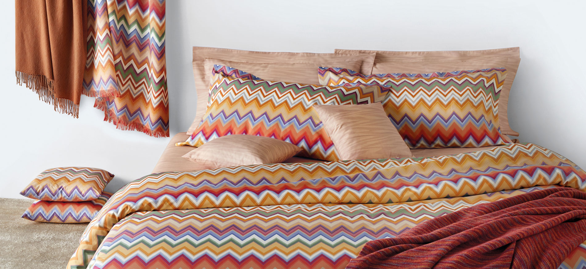 Missoni Home Bettwäsche