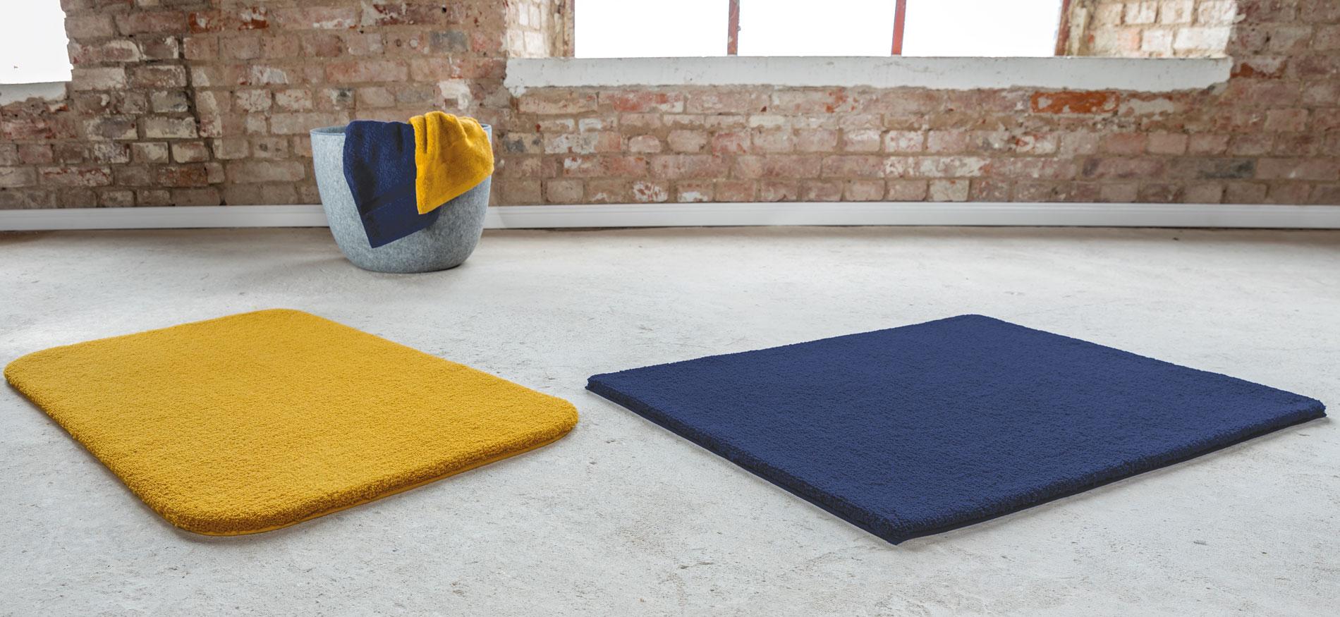 Marc Leopold Onlineshop präsentiert Rhomtuft Badteppiche und Handtücher