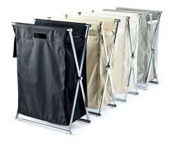 DECOR WALTHER Wäschebehälter CROSS