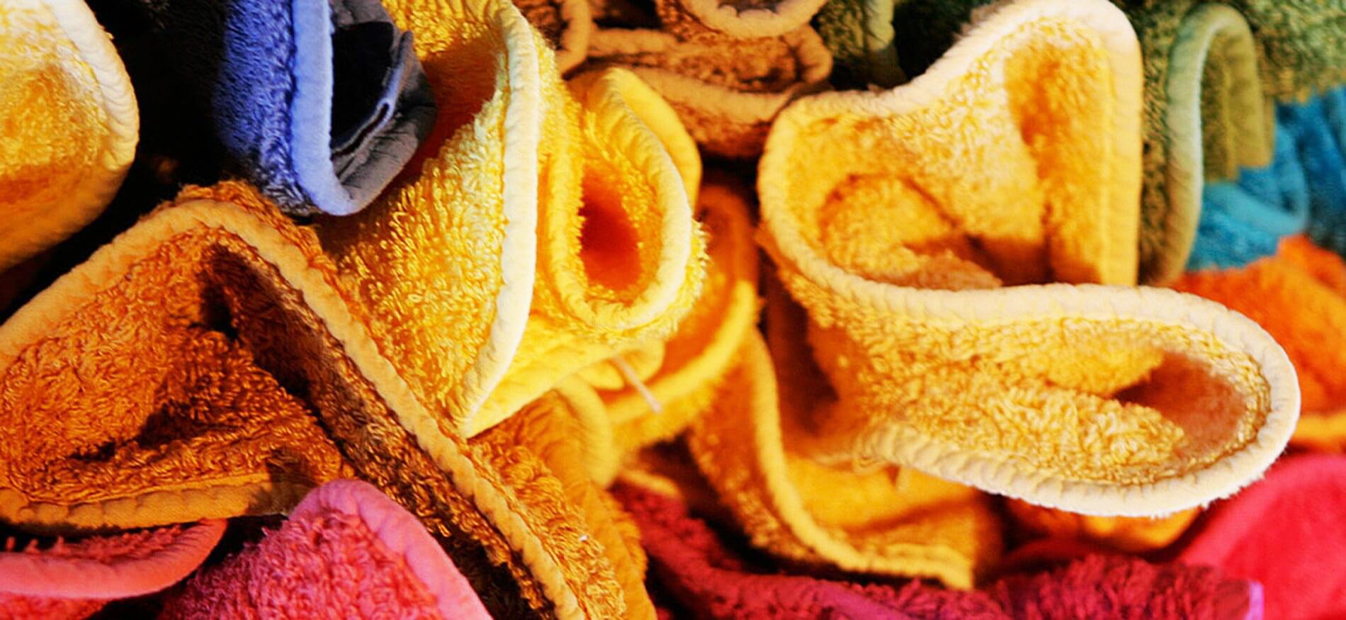 Super Pile Handtücher und Bademäntel von Abyss & Habidecor