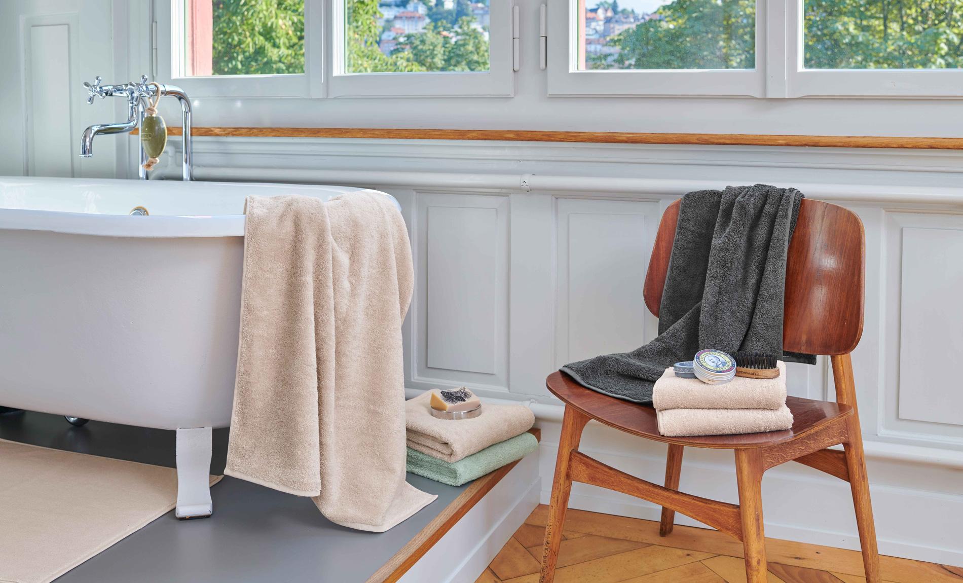 Entdecken Sie die neue Badkollektion von Christian Fischbacher