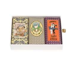 CLAUS PORTO Seife - Geschenkbox 3 x 150 g