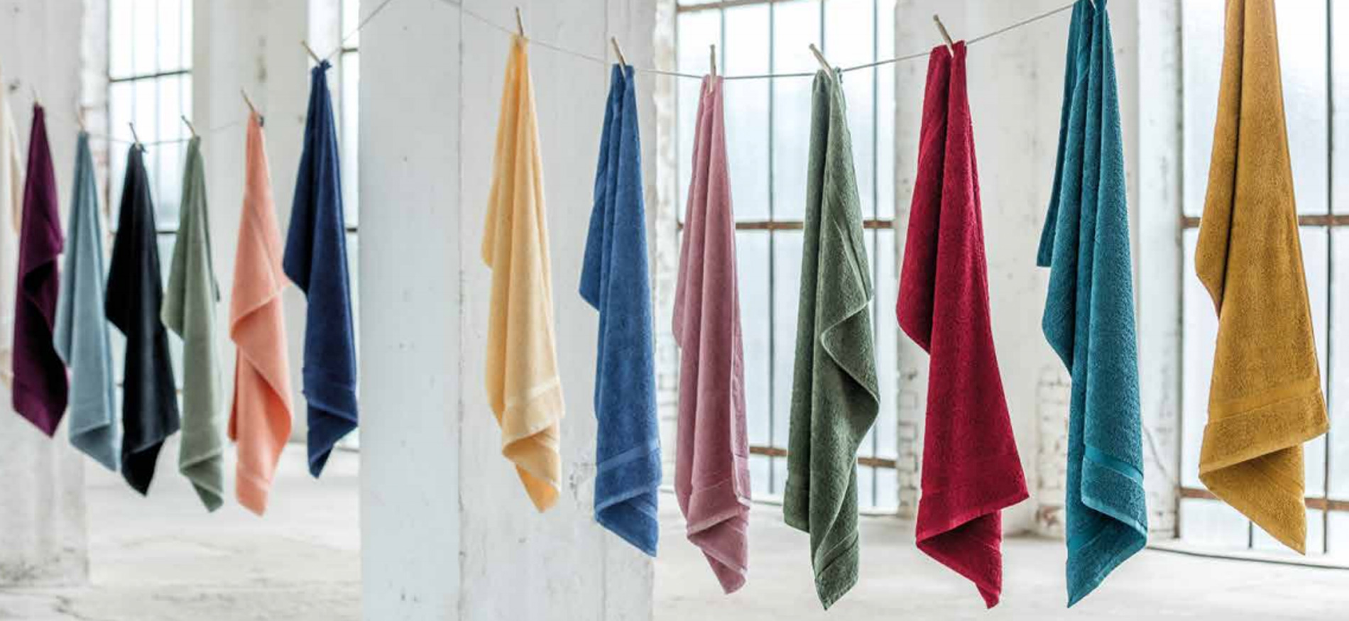 Rhomtuft Frottier Handtücher günstig online bei Marc Leopold Shop bestellen
