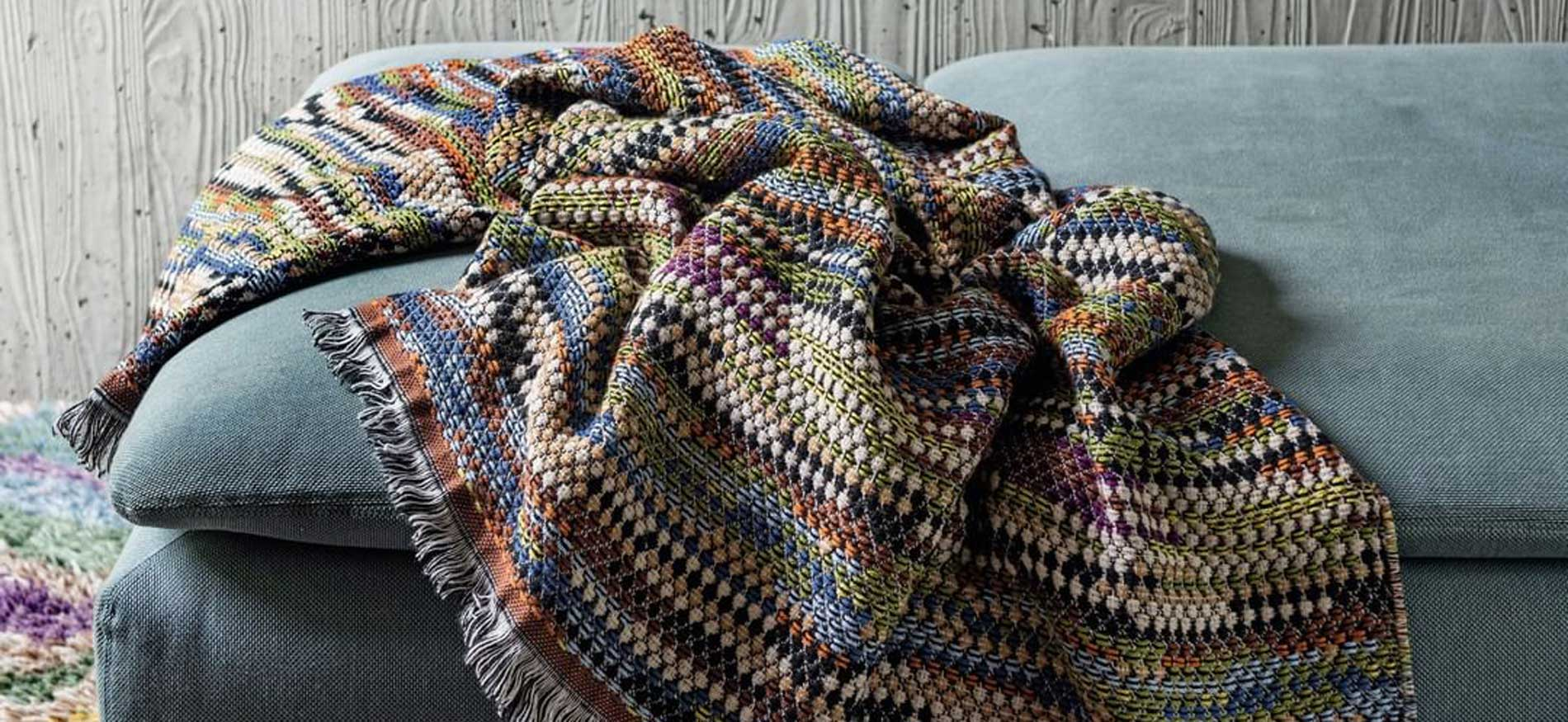 Missoni Home Tagesdecken & Plaids