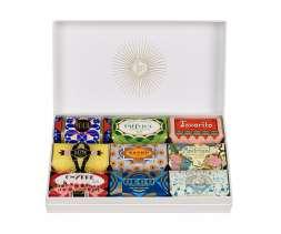 CLAUS PORTO Seife - Geschenkbox 9 x 50 g