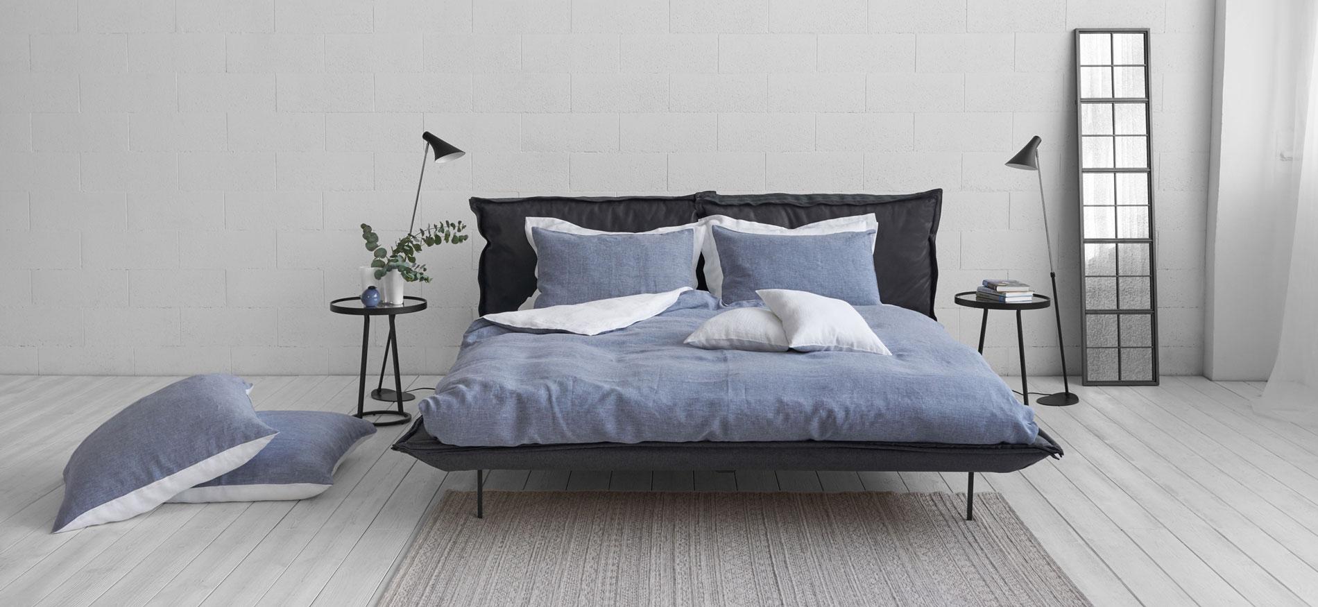 Genix Bettwäsche aus hochwertigem Leinen